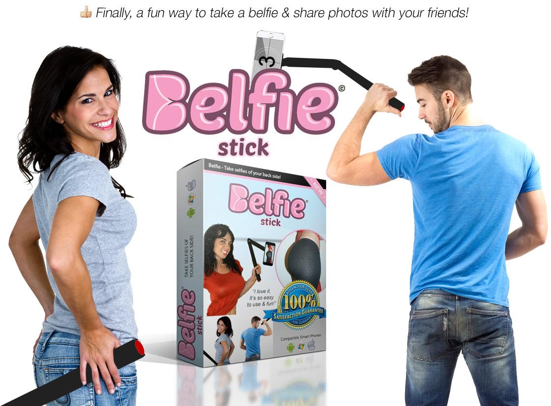 Get BelfieStick!